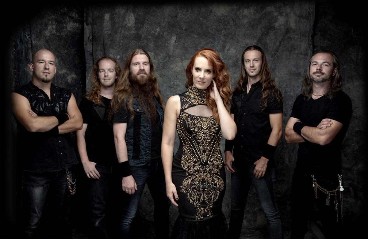 """Epica desembarca no Brasil com a """"Design Your Universe 10th Anniversary Tour 2019"""" em outubro"""