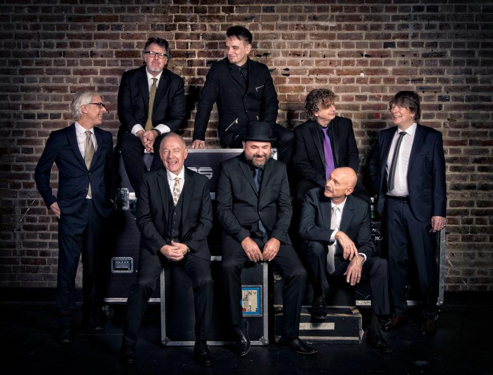 King Crimson anuncia show em São Paulo. Vendas se iniciam nessa segunda-feira.