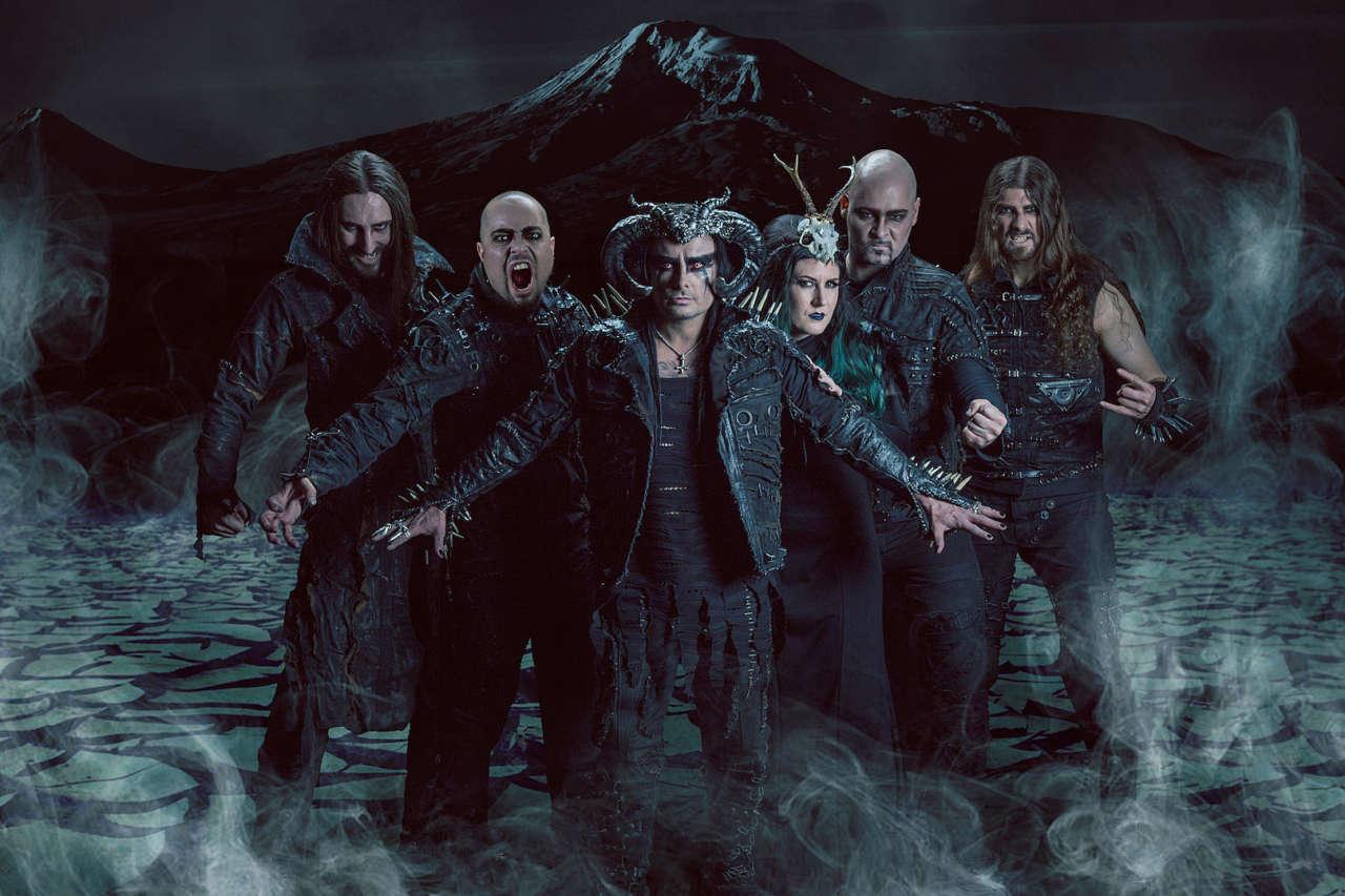 """Cradle of Filth tocará clássico álbum """"Cruelty and the Beast"""" na íntegra em São Paulo"""