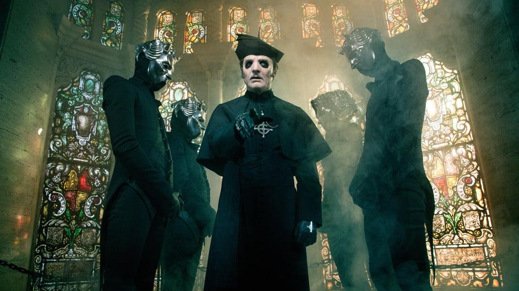 Year Zero: Representando o Ghost no Rock n' Bira Open Bar