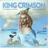 King Crimson – 04/10/2019 – São Paulo