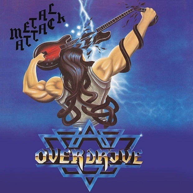 Read more about the article Overdrive – Metal Attack