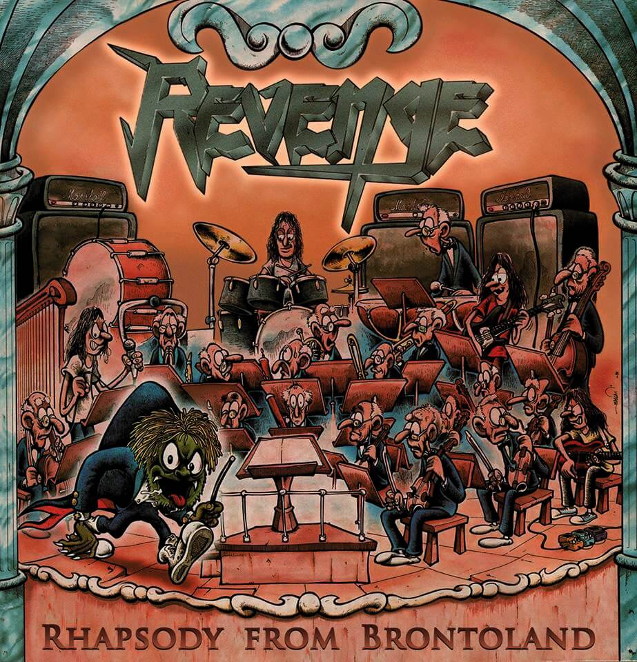 Read more about the article Revenge – Rhapsody From Brontoland