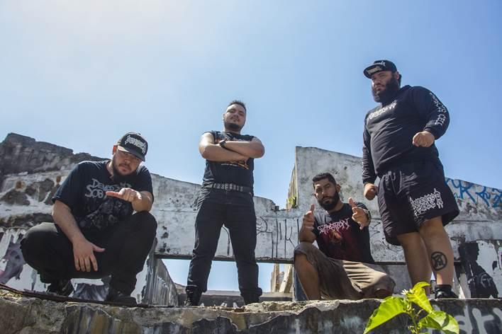 """Infector Cell assista entrevista e performance ao vivo da apresentação no """"Metal BR Underground 13"""""""