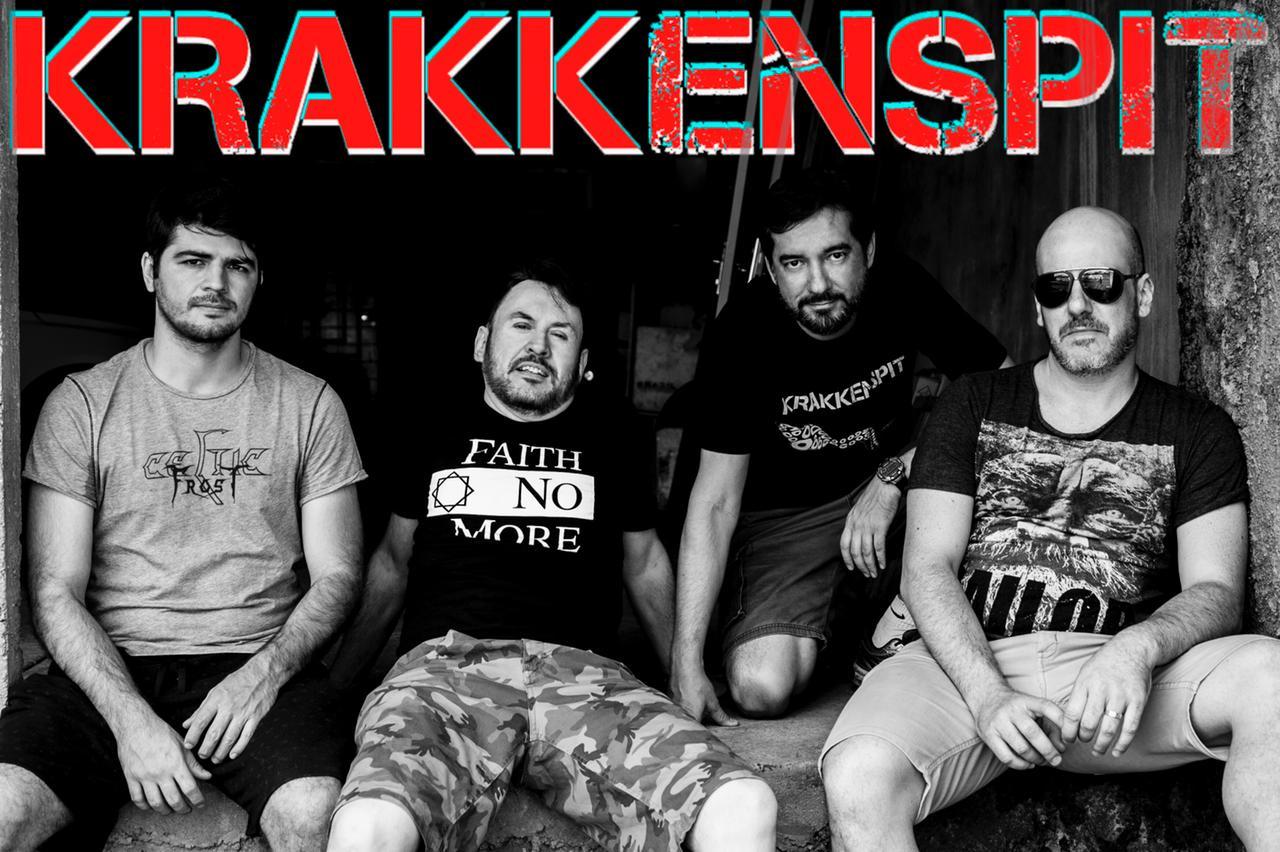 Krakkenspit informa início de pré-produção de novo álbum de estúdio