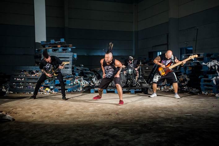 No Trauma banda confirma duas apresentações no estado de São Paulo no mês de junho