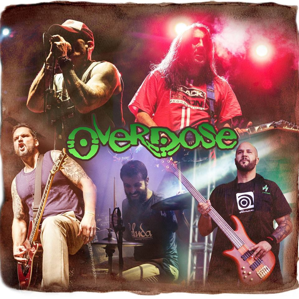 Overdose relança o clássico Circus Of Death