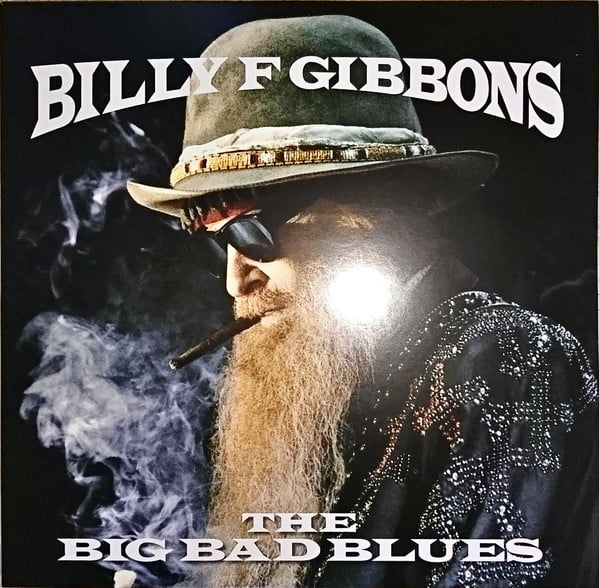 Read more about the article Billy F Gibbons – The Big Bad Blues