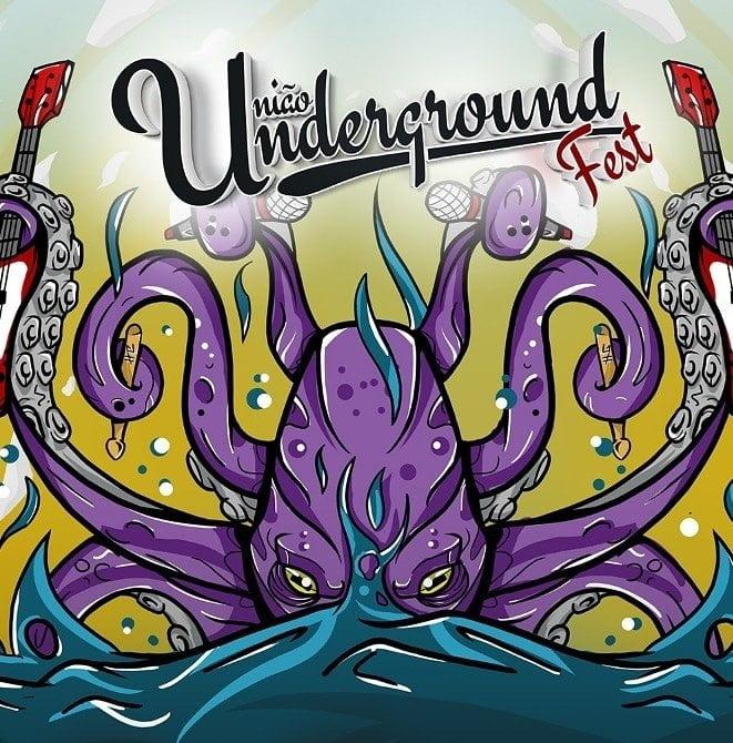 União Underground Fest anuncia 09 bandas para edição que será realizada dia 08 de junho em Candangolândia/DF