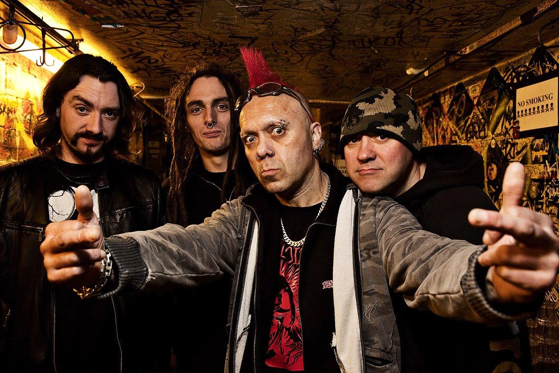 The Exploited: Semana que vem começa a tour Sul Americana da lenda escocesa Punk