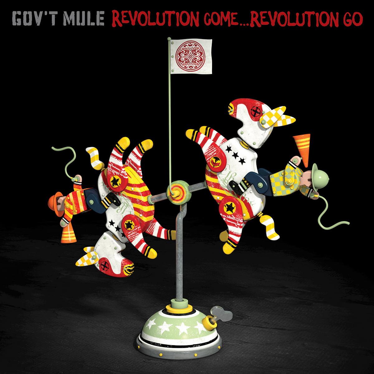 Gov't Mule – Revolution Come… Revolution Go