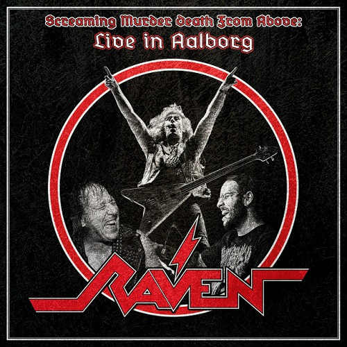 Read more about the article Raven – Screaming Murder Death from Above: Live in Aalborg