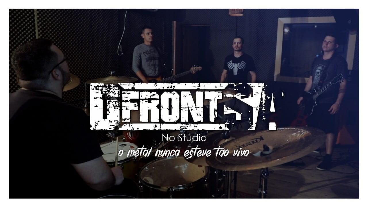 """DFront SA libera EP """"Ao Vivo No Stúdio"""" para audição no YouTube"""