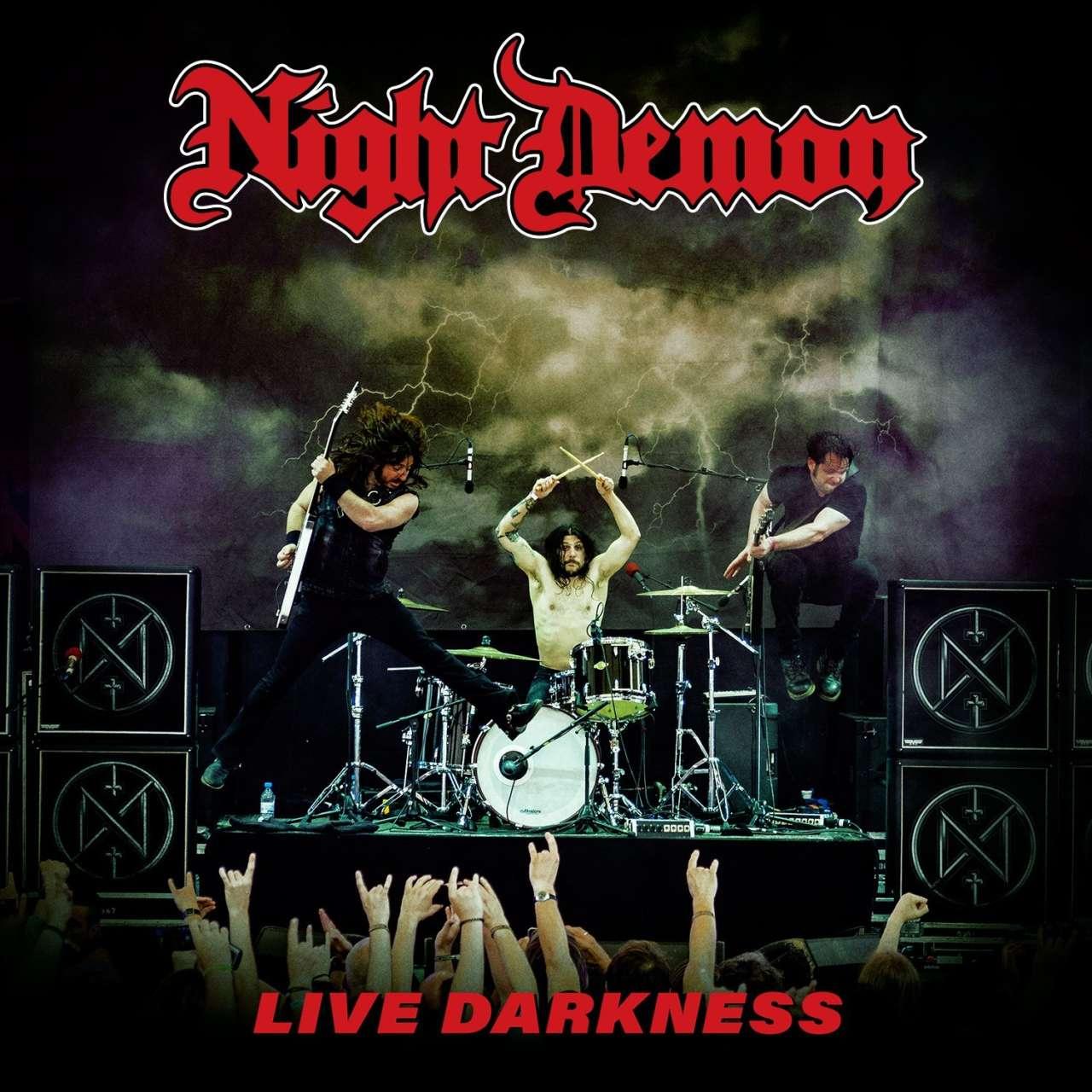 Night Demon – Live Darkness