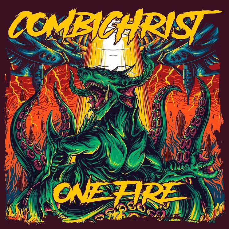 Combichrist: banda estréia no Brasil com show em agosto