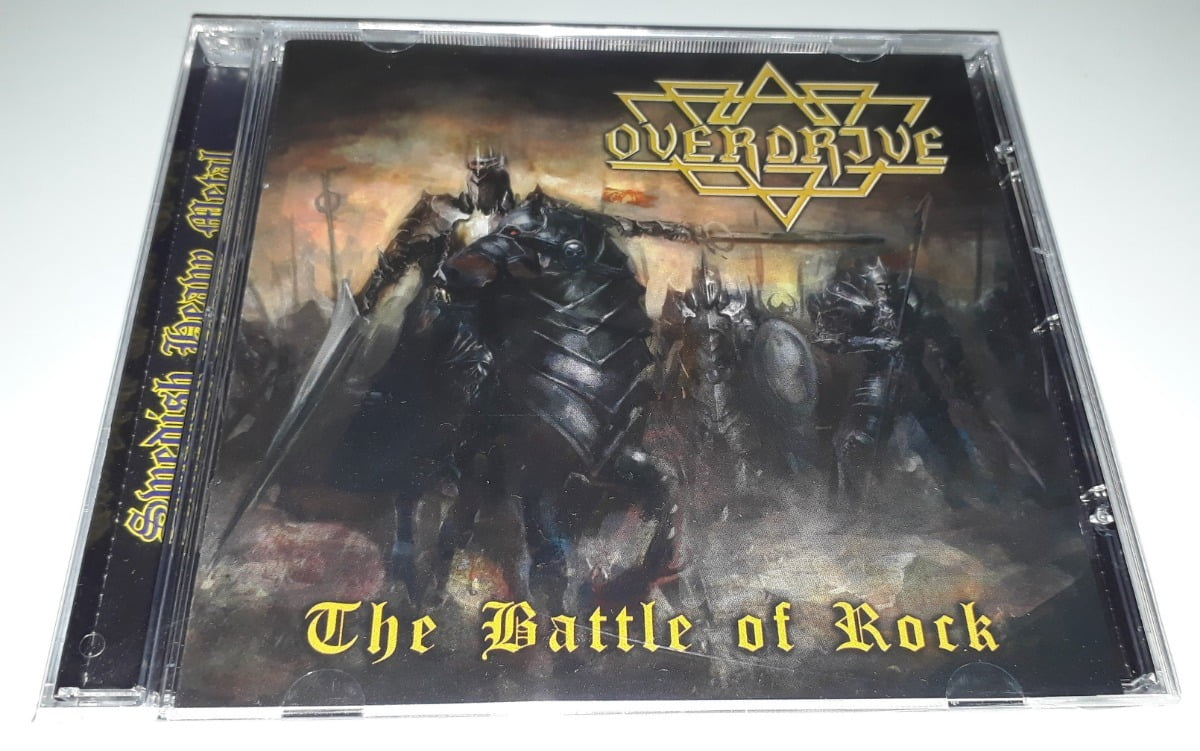 Overdrive – The Battle of Rock
