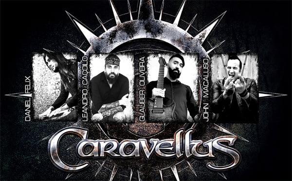 Caravellus: lendário John Macaluso será o baterista do novo álbum da banda