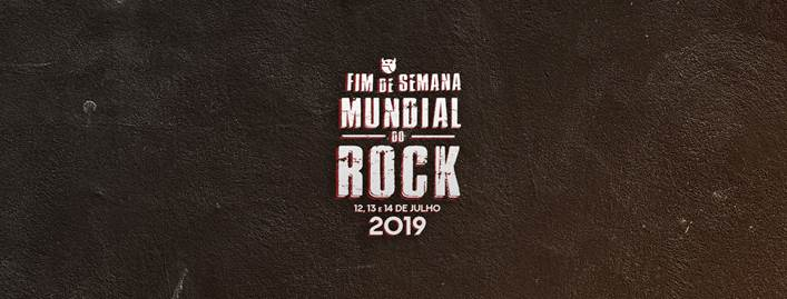 """""""Fim de Semana Mundial do Rock"""" na cidade de Botucatu anuncia line completo das atrações dos três dias. Confira quem se apresenta dia 12, 13 e 14 de julho"""
