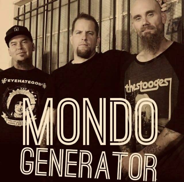 Mondo Generator: Banda fará 5 datas no Brasil em novembro.