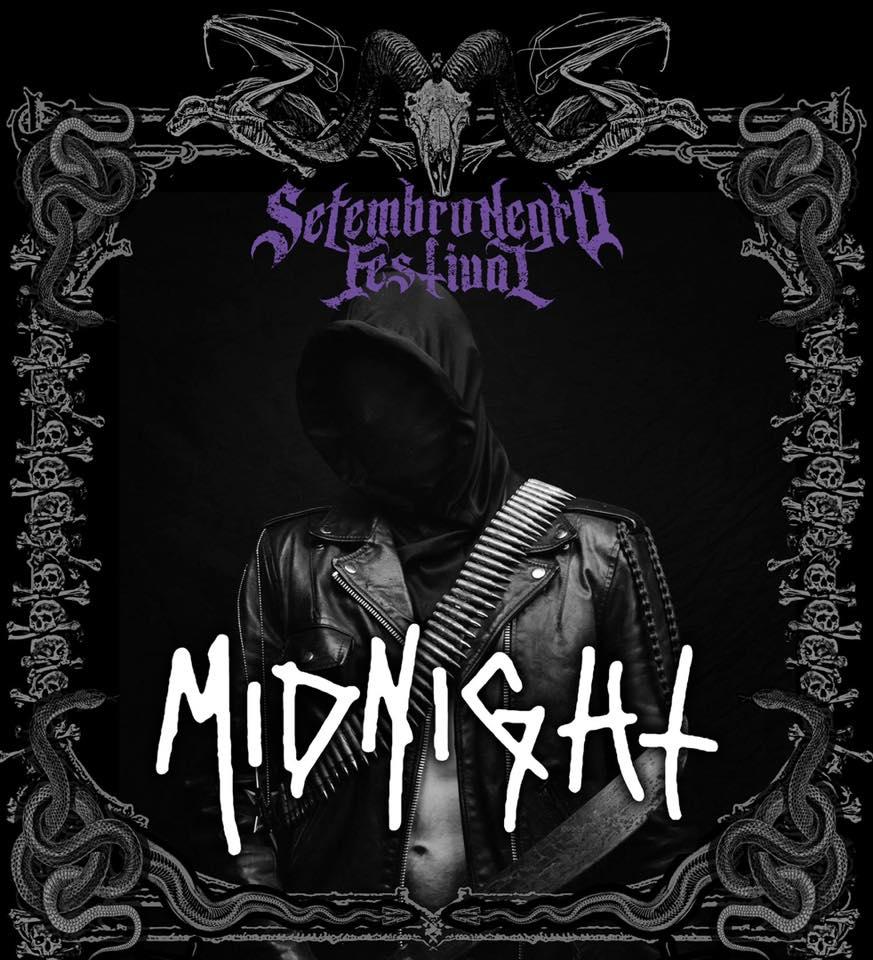 Midnight: Encapuzados diabólicos participam do Setembro Negro Fest 2019