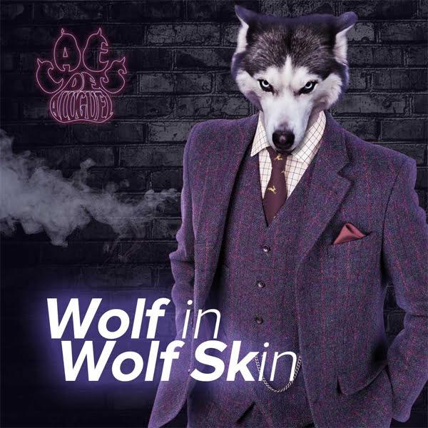 "Read more about the article Cães de Aluguel divulga capa e track list de EP ""Wolf In Wolf Skin"""