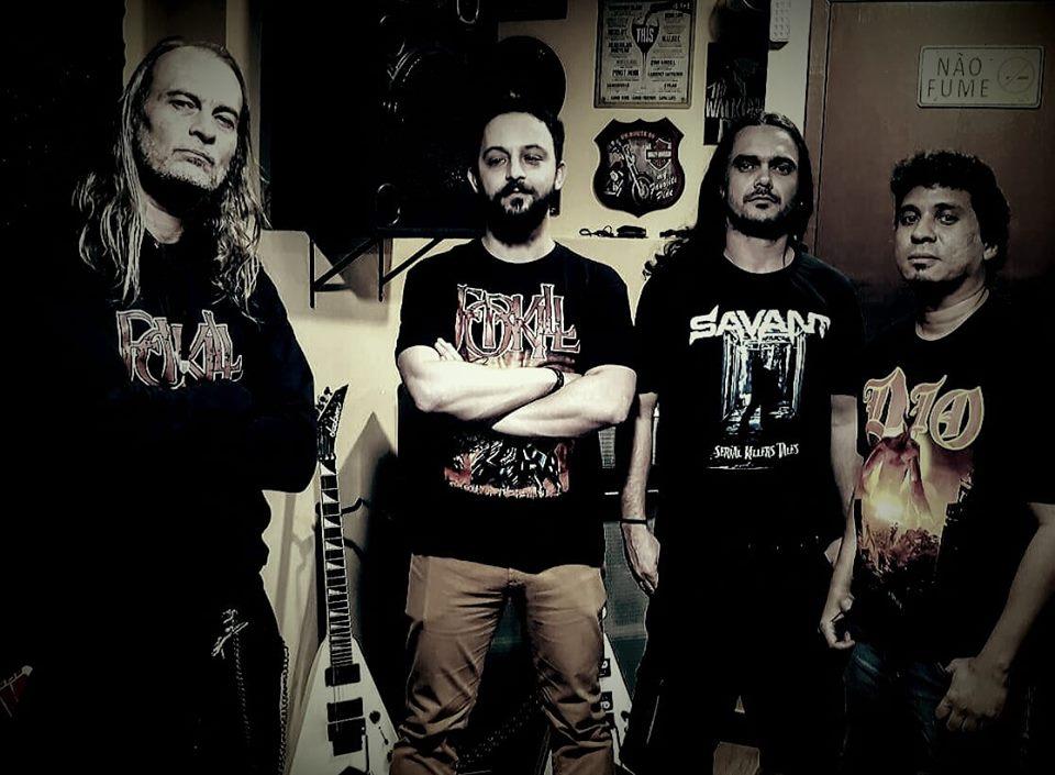 """Forkill: Mini-tour """"The 3 Dates of Thrash"""" chega a São Paulo no final de semana"""