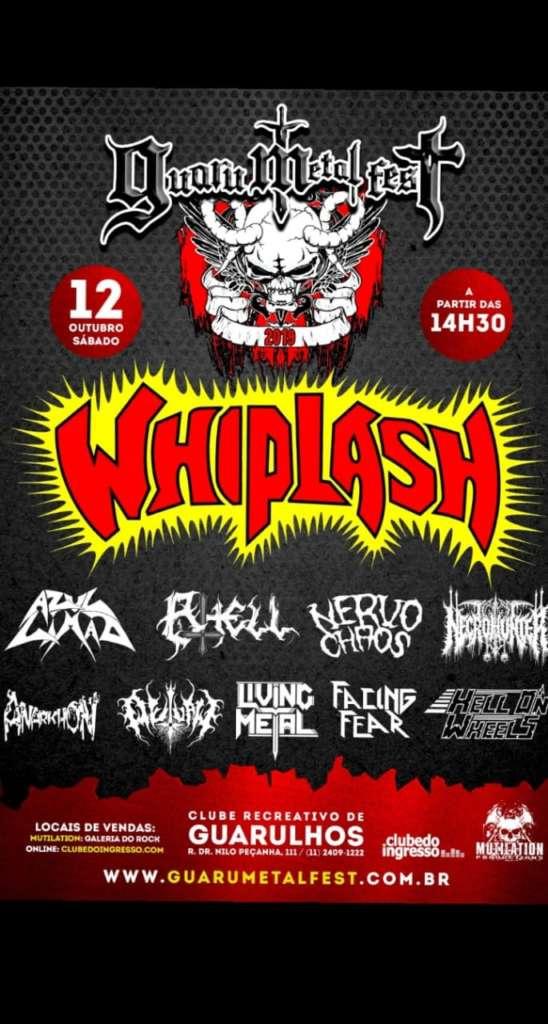 Guaru Metal Fest 2019