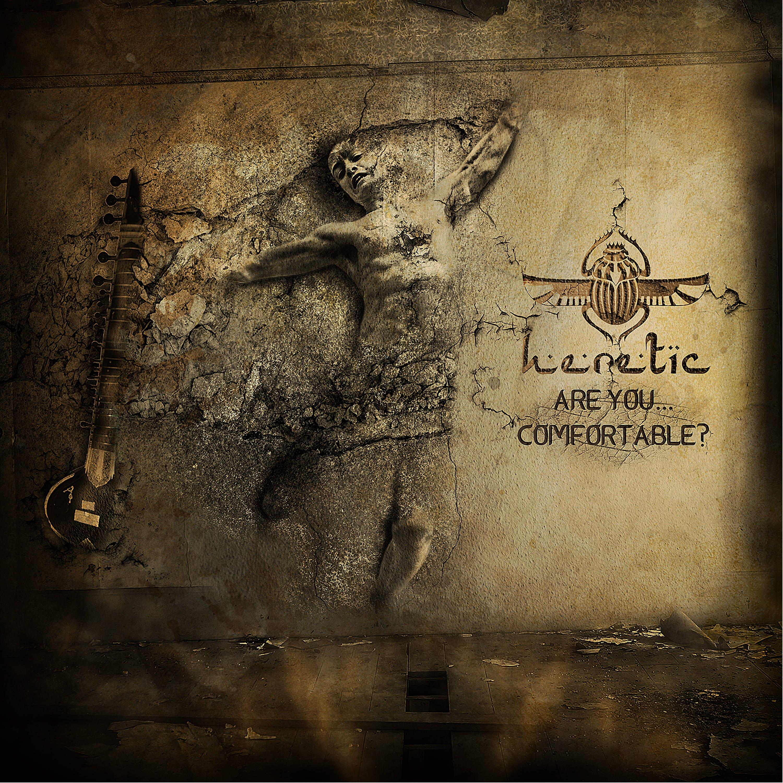 """Read more about the article Heretic: banda libera novo álbum """"Are You Comfortable?"""" em todas as plataformas digitais"""