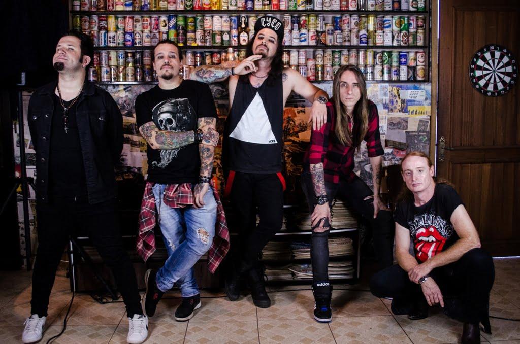 Hipercubo: Destaque do Hard Rock gaúcho lança vídeo de música inédita