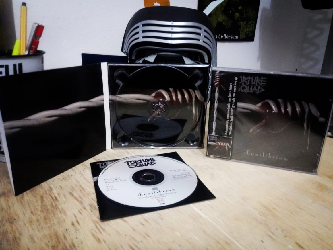 "Torture Squad: ""Aequilibrium"" relançado pela Shinigami Records"