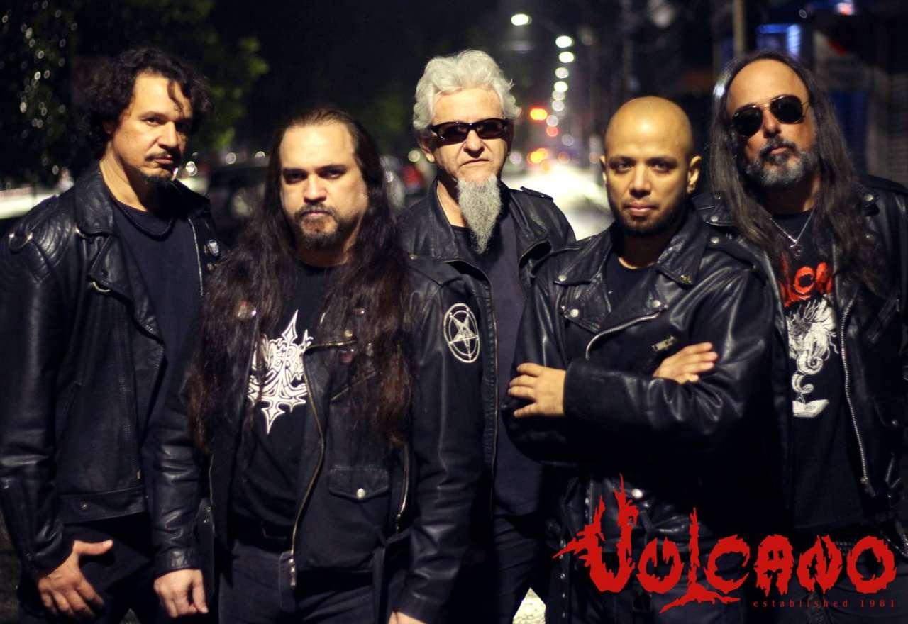 VULCANO: Banda assina com a Mighty Music e libera título de álbum previsto para 2020