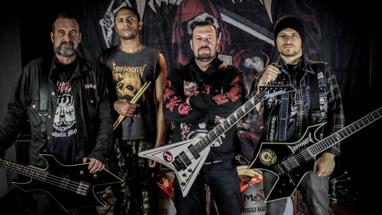 "Faces Of Death apresenta lyric video para ""Priest From Hell"""