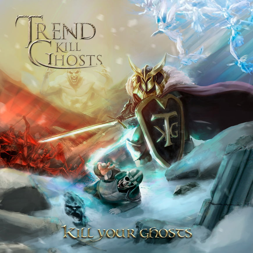 Trend Kill Ghosts - Kill Your Ghosts