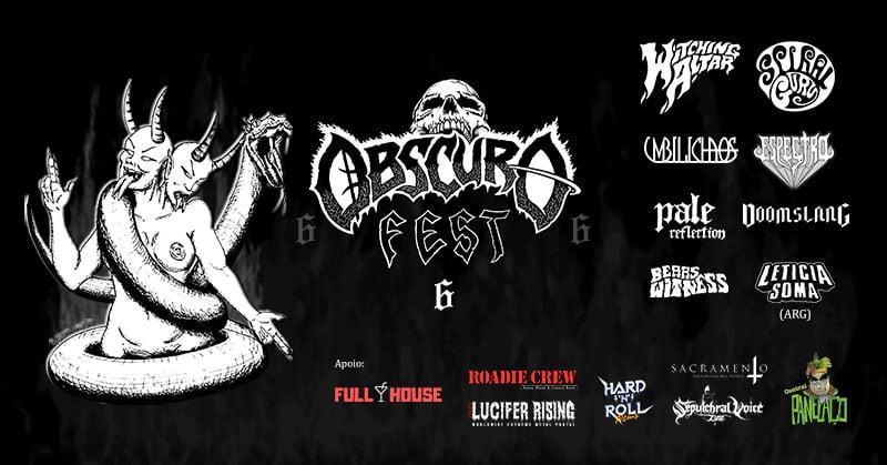 Obscuro Fest 6 acontece em outubro