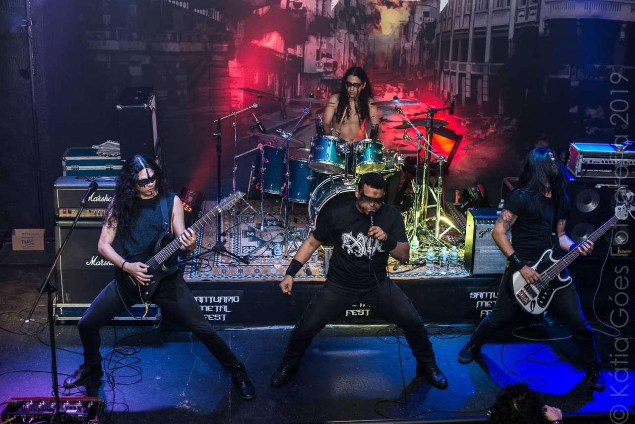 Alchimist: Após encerramento épico de turnê, banda entra em estúdio