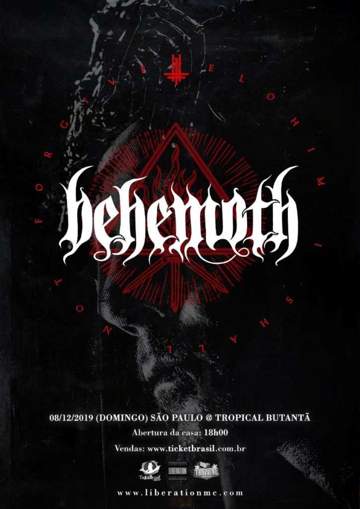 Behemoth no Brasil