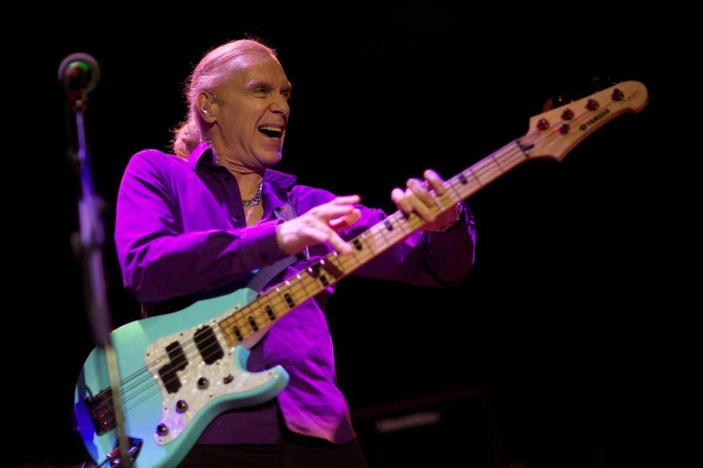 Billy Sheehan: conheça os músicos que acompanharão o baixista em outubro