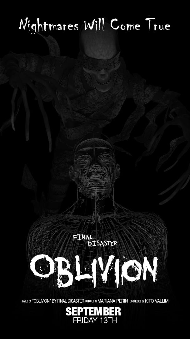 "Final Disaster: Assista ""Oblivion – The Movie"""