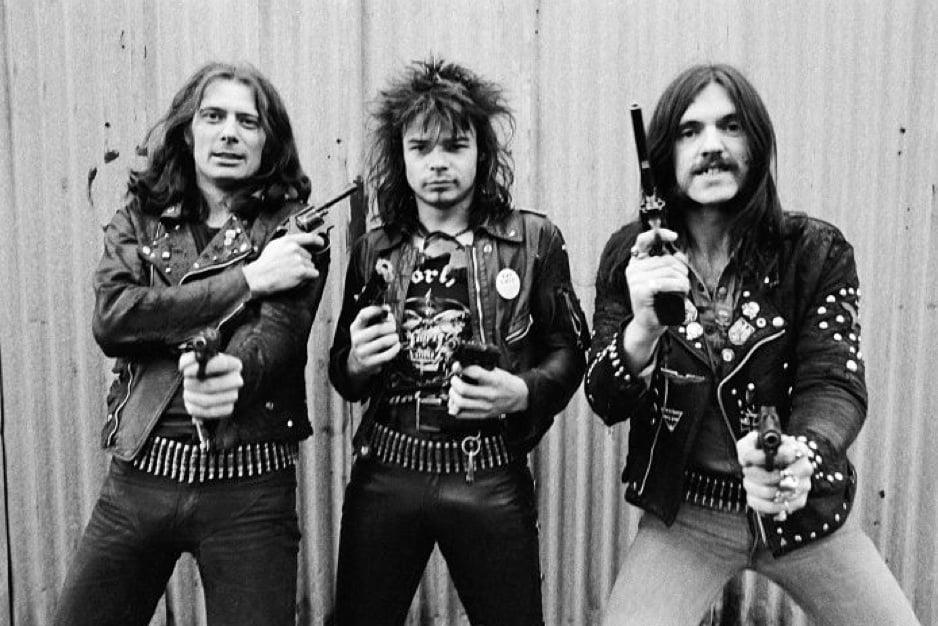 """Motörhead relança """"Stay Clean"""" com gravação ao vivo de 1979"""