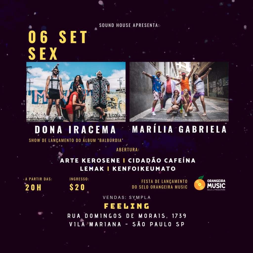 Orangeira Music