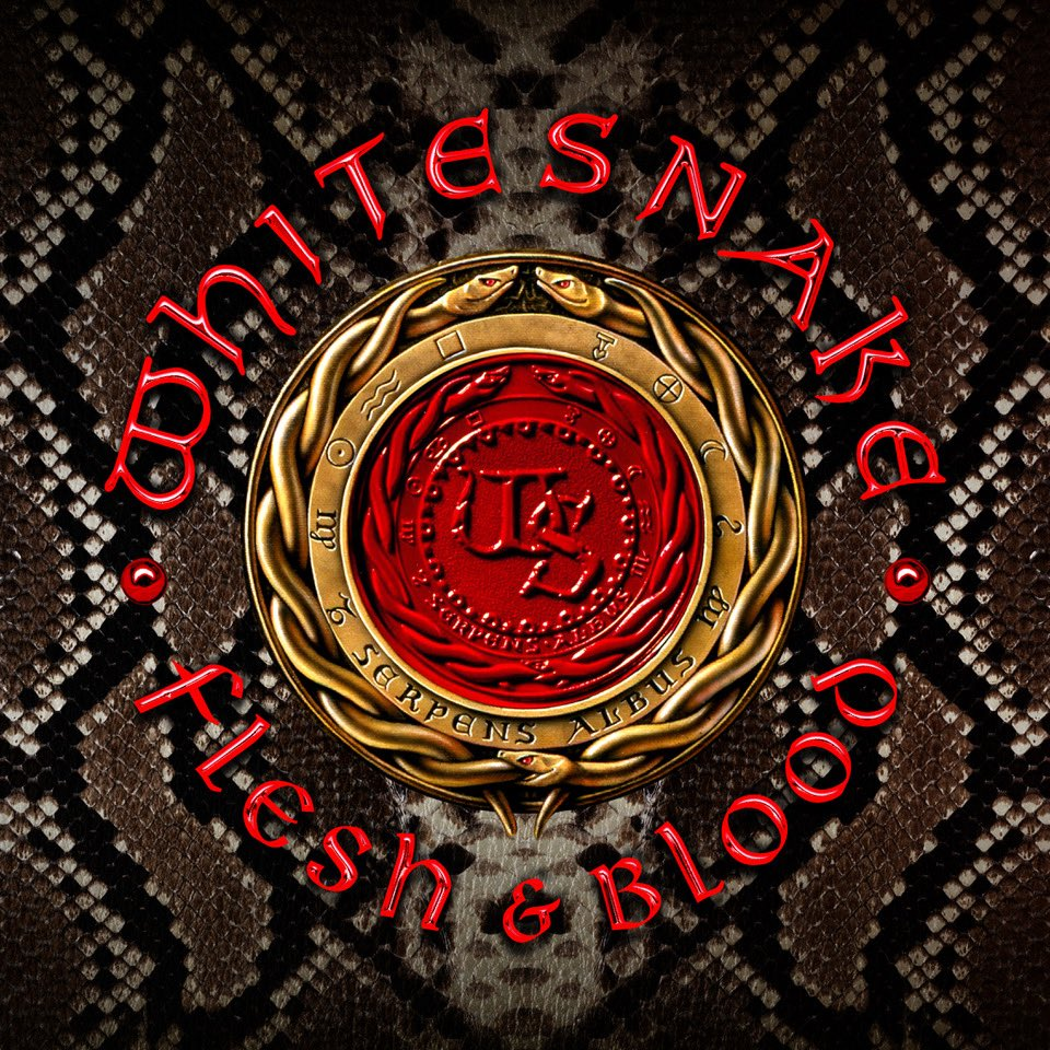 Whitesnake – Flash & Blood