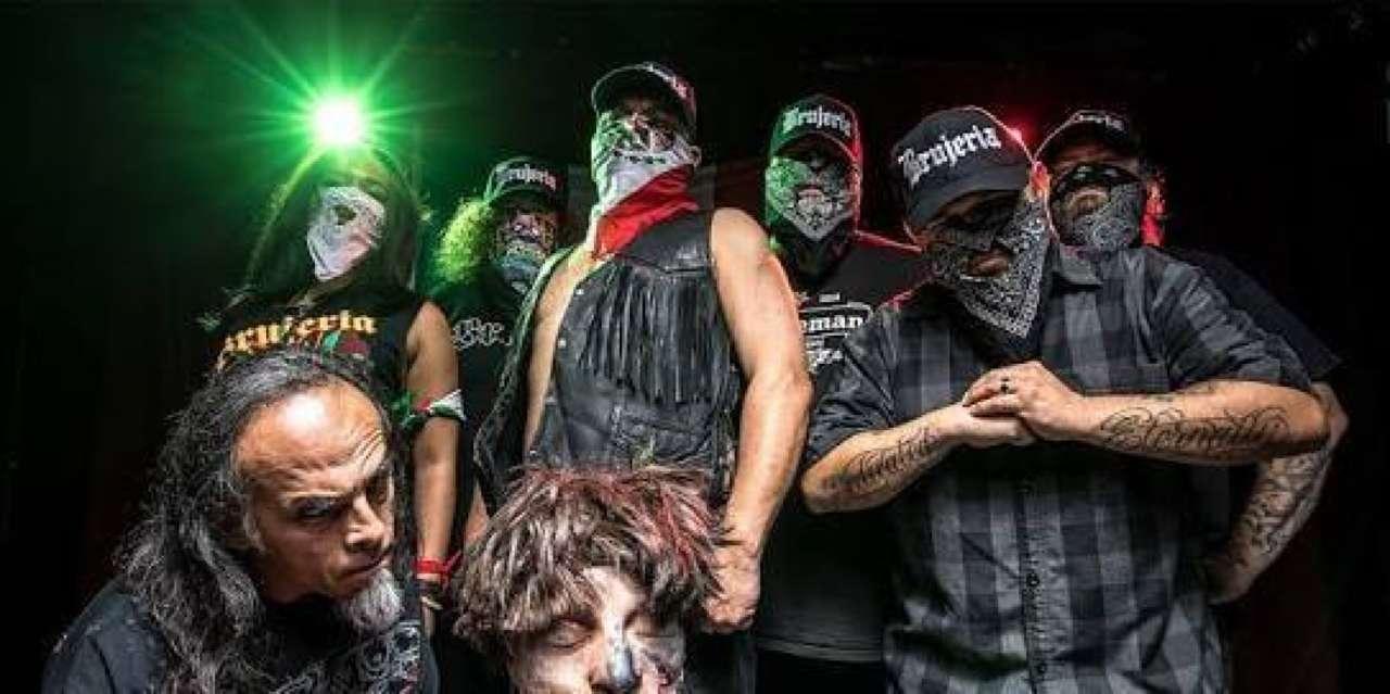 Brujeria: Shane Embury convida para os shows que a banda fará na América do Sul em novembro