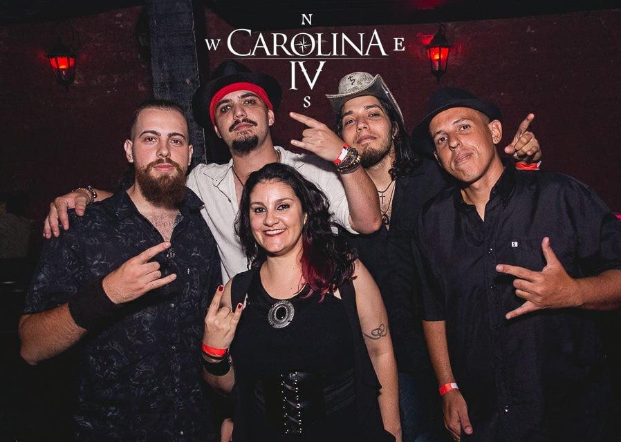 Carolina IV: Show neste sábado em festival de cervejarias artesanais