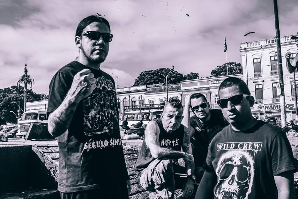 Delinquentes: Lendária banda de Hardcore Crossover do Pará faz 3 shows em SP em dezembro