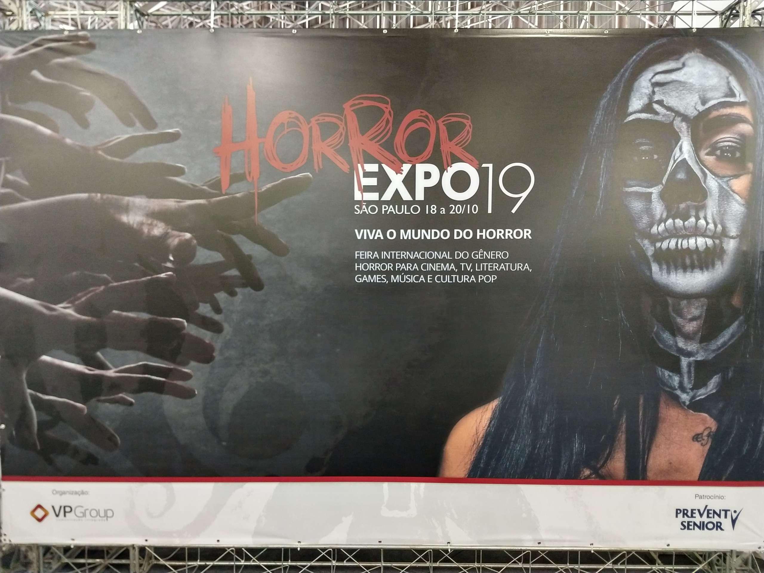 Horror Expo 2019: Tem coisa boa ou não tem?