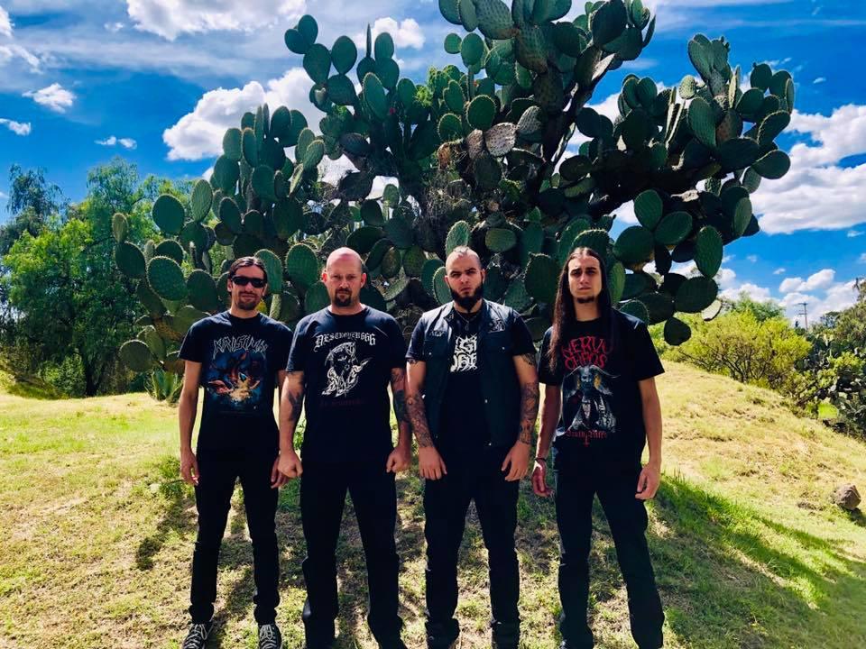 NervoChaos encerra turnê latino-americana com o Impiety no Brasil
