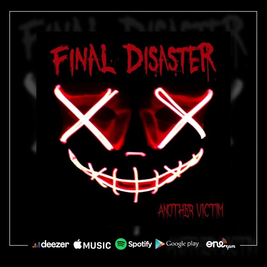 Final Disaster: Banda lançará novo single em novembro