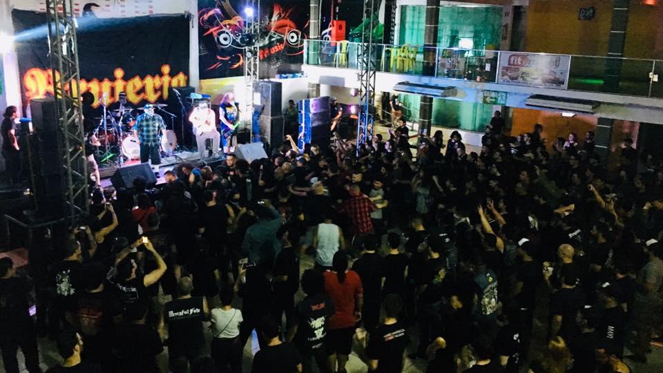 Brujeria: Banda inicia tour com show destruidor em Belém