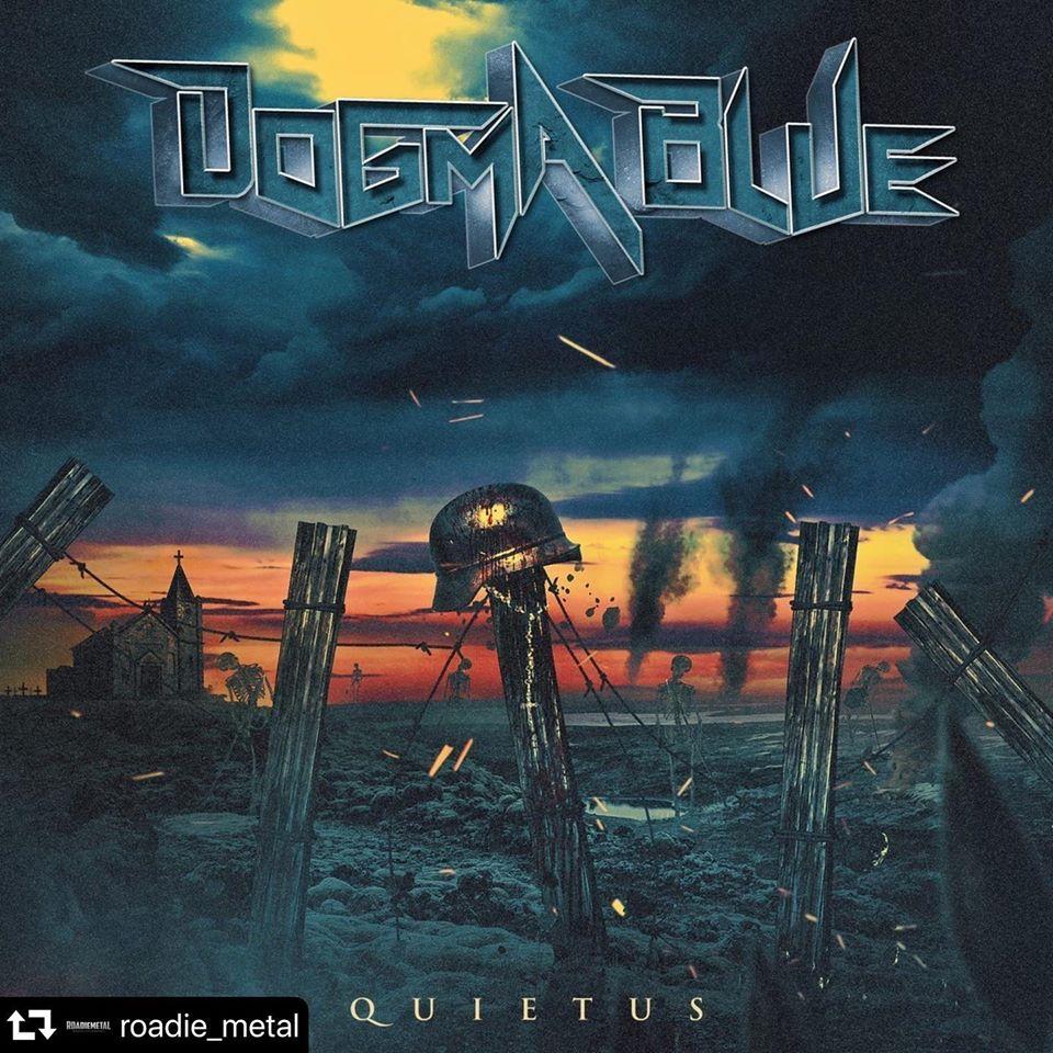 Dogma Blue – Quietus