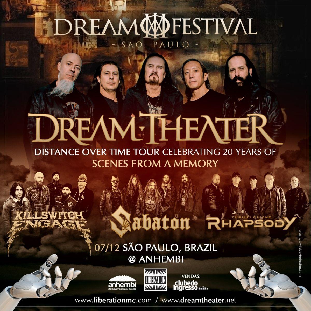 Dream Festival São Paulo 2019